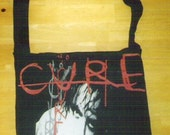 The Cure Messenger Tote Bag