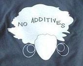 No Additives Grey T-Shirt