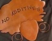 No Additives Brown T-Shirt