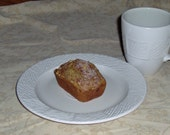 Sale 1 Mini-Banana Bread Loaf with a Walnut Streusel Topping--Promotional Price