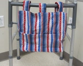 Stars and Stripes Accessory Bag for Walker SPECIAL