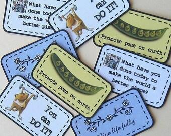 Pocket Perks - SERIES 3 - Mini Memos to Spread Good Cheer
