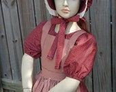 New Girls pioneer Prairie Dress costume you choose size