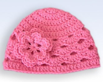 Baby Girl Hat Beanie Flower Hat Newborn Girl Hat Infant Girl Hat Crochet Hat Photo Prop Baby Girl Coming Home Outfit Clothes Clothing