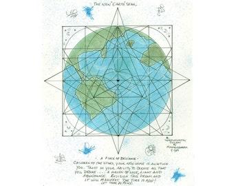 New Earth Star