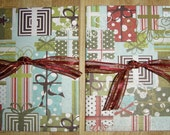 Holiday Gift Card Holders, Set of 2
