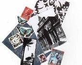 ATC Mini Collage Kit Italian Darks