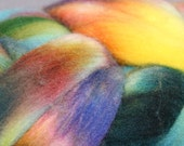 Surprise - Orbit hand-dyed superfine merino top\/roving
