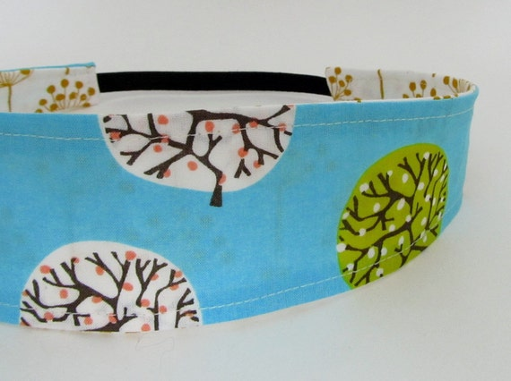 Reversible Headband Branch and Blossom