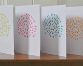 Personalise-it-yourself Birthday Card Set