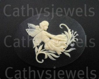 Elfin Fairy Portrait Cameo 40x30