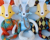 Finnegan Fox PDF Doll Pattern