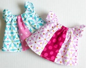 Penny's Party Dress PDF Pattern Doll Clothing
