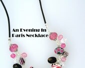 Reserved - An Evening in Paris Necklace