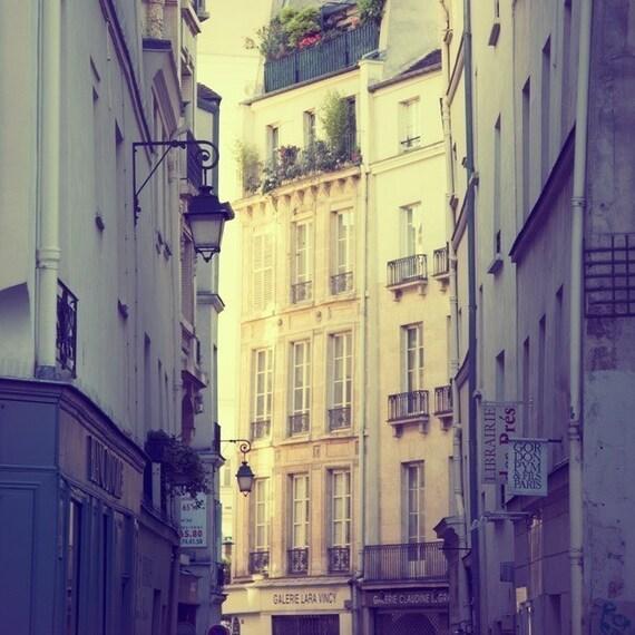 Copper Cove Apartments: Paris Le Matin Fine Art Photograph