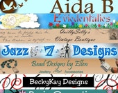 Custom Banner and Avatar for your store-start from scratch