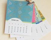 2011 calendar - patterns from vintage readers digest hardcover books
