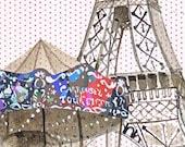 Carrousel 8 x 10 Print