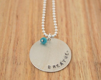 word necklace.