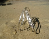Seven-Day Blessing Silver Bracelet