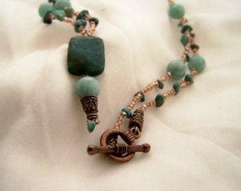 Amazonite Delight Necklace