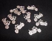 MOTORCYCLE HOG Charms 10 pc.