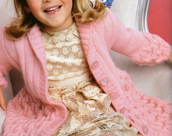 Candy Pink baby Girl Coat