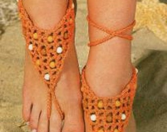 Web Barefoot Sandals PLEASE SPECIFY The COLORS You Want