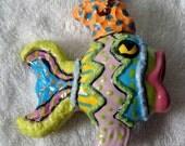 What a cute idea - Ceramic Ceiling fan fish pulls OR Whatever