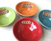 Small Personalized Bowl MADE TO ORDER