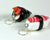 Custom Order for Melswares - Sushi Stitch Markers- Set of Four