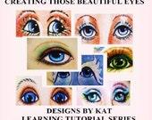Those Beautiful Eyes - E-Pattern