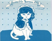 2011 Invincible Summer Animal Calendar