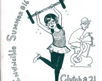 Invincible Summer 16 Split Comic with Clutch