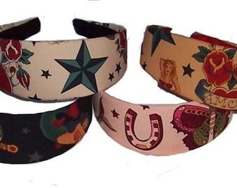 Tattoo Flash Sailor Jerry Headband