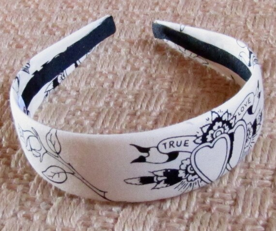 Tattoo Parlor Headband