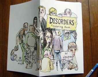 Disorders, a Coloring Book