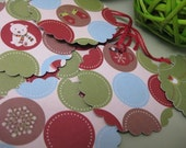 Donner Gift Tags