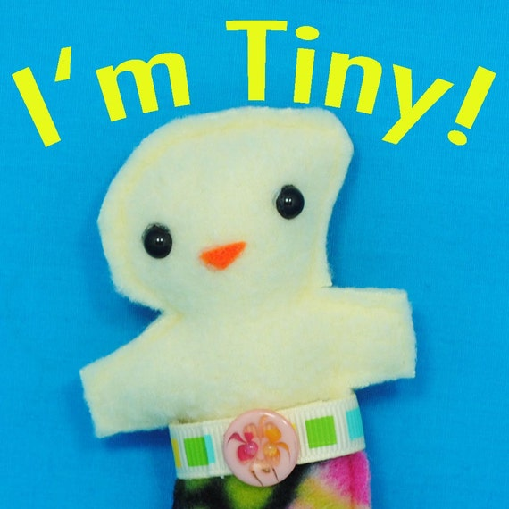 Miniature Chick Plush - Chickenpants Baby - Louise