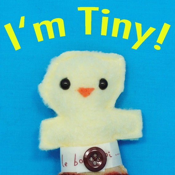 Miniature Chick Plush - Chickenpants Baby - Francois