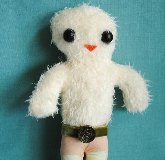 Plush Chicken Doll - Pollywog T. Chickenpants - Chickenpants No. 535