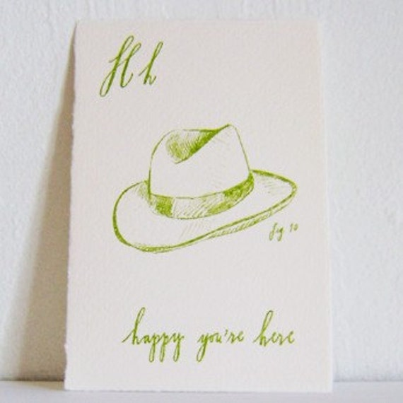 Gift Card (Hh, happy you're here)