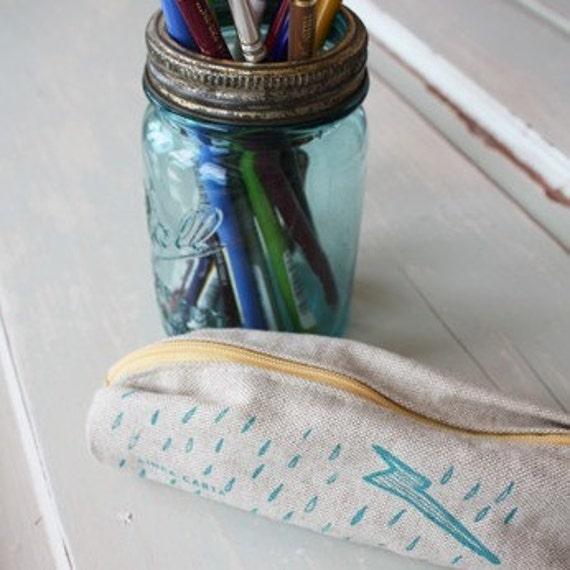 Pencil Case (lightning)
