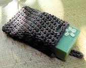 Chocolate - Cotton Saponificozy (tm) Soap Sock
