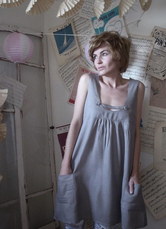 SALE Miss Lou shift tunic dress size large