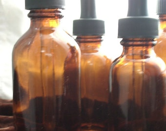 St John's Wort - tincture - extract - 2 oz - depression