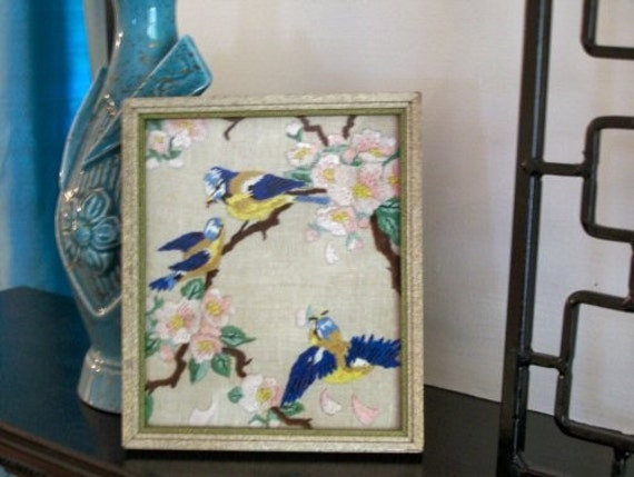 Vintage Embroidery Art
