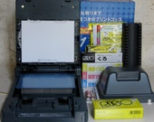 Riso Print Gocco  PG-11  Advanced registration  with extras-Brand new