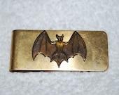Bat Money Clip