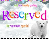 RESERVED for Jessica - Etsy Banner  - Tree of Life